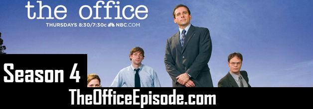 The Office Season 4 Episodes Watch Online TV Series